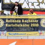 Fussball, Bitburger-Pokal, Achtelfinale, TSV Alemannia Aachen - SV Bergisch-Gladbach 09